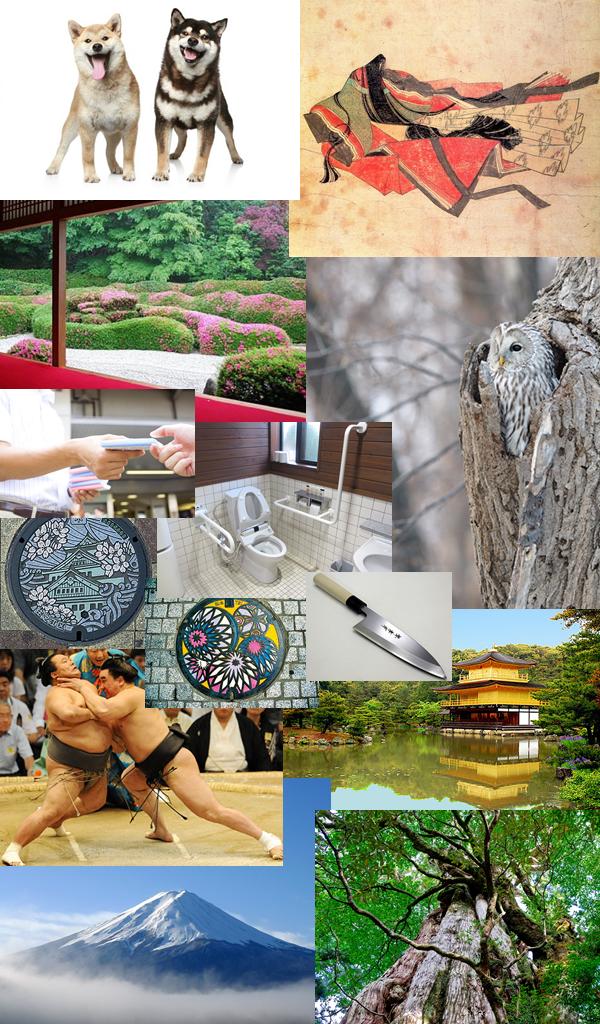 日本限定の文化や特徴