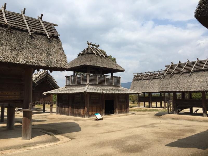 日本古来の高床住居