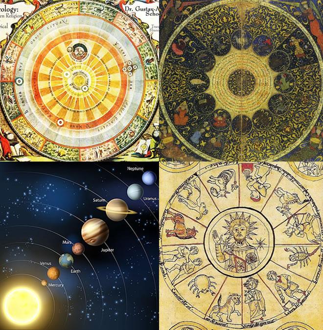 西洋占星術と東洋占星術