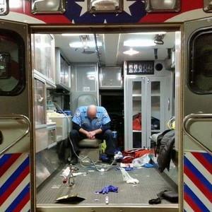 EMTの活動後の画像