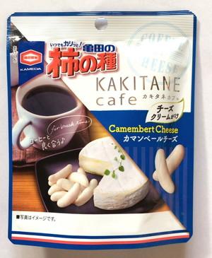 亀田の柿の種カマンベールチーズの画像