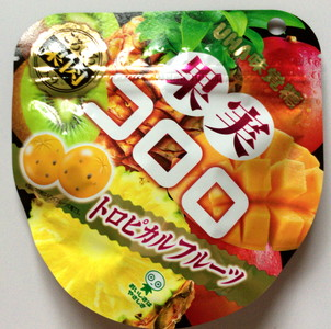 コロロ_トロピカルフルーツ味の画像