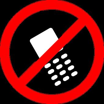 通話 禁止