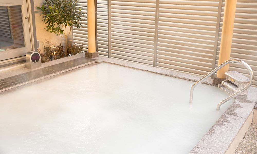 シルク風呂