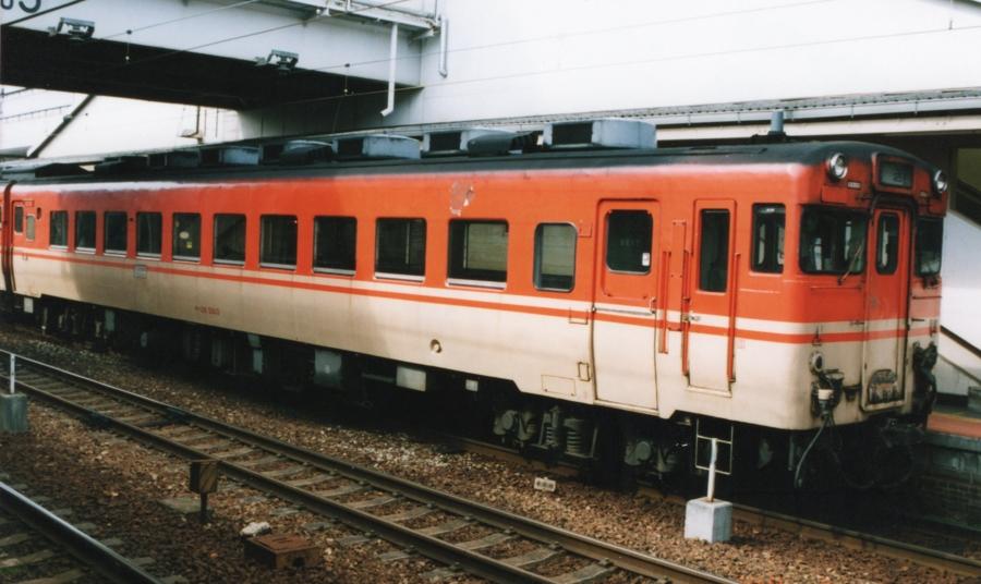 キハ28-5513【姫路鉄道部】@姫路
