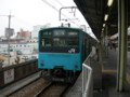 大阪環状線 201系(スカイブルー)