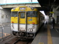 JR芸備線 快速列車 キハ40系