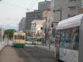 富山市内軌道線 富山駅前付近