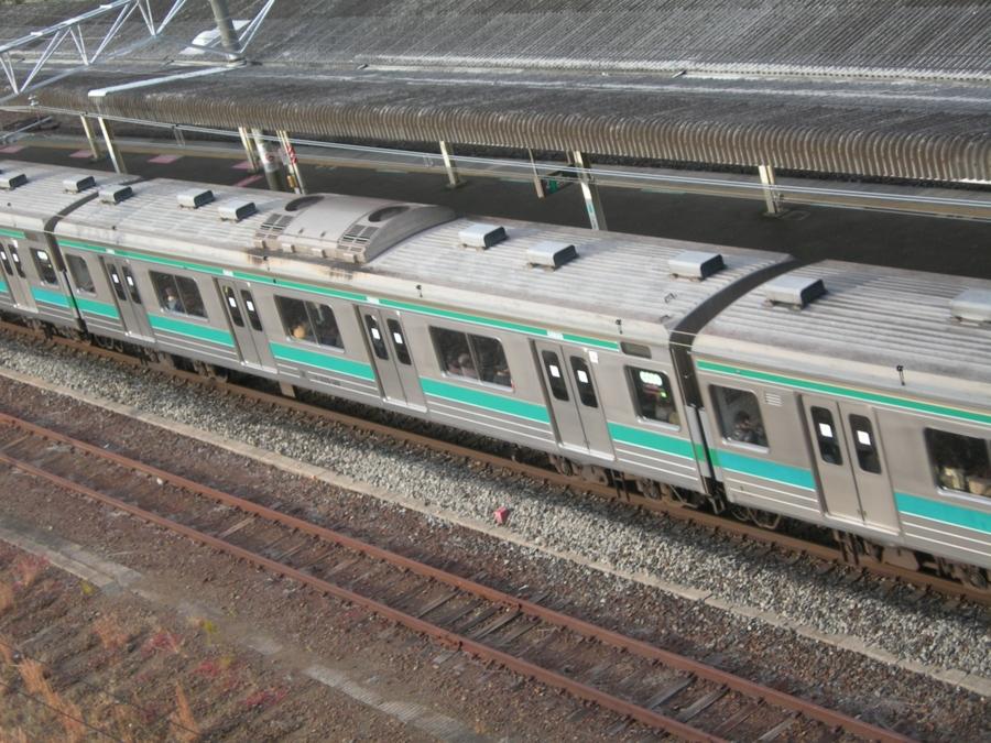 サハ205-149(JR東日本 川越電車区)@板橋