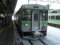 JR北海道 キハ150系 函館本線普通列車(1934D列車)  小樽駅