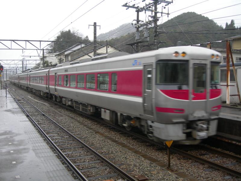 臨時特急 カニカニはまかぜ号(9051D) キハ189系