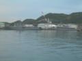 宇高国道フェリーから 三井造船を眺める