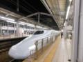さくら572号 N700系7000番代@小倉駅