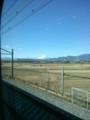 ひかり511号の車窓から富士山@新横浜~小田原