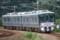 北陸本線 普通列車(433M) 521系@津幡~倶利伽羅