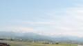 北陸新幹線の車窓から 立山連邦