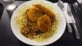 えびすカレー  カレースパゲッティ