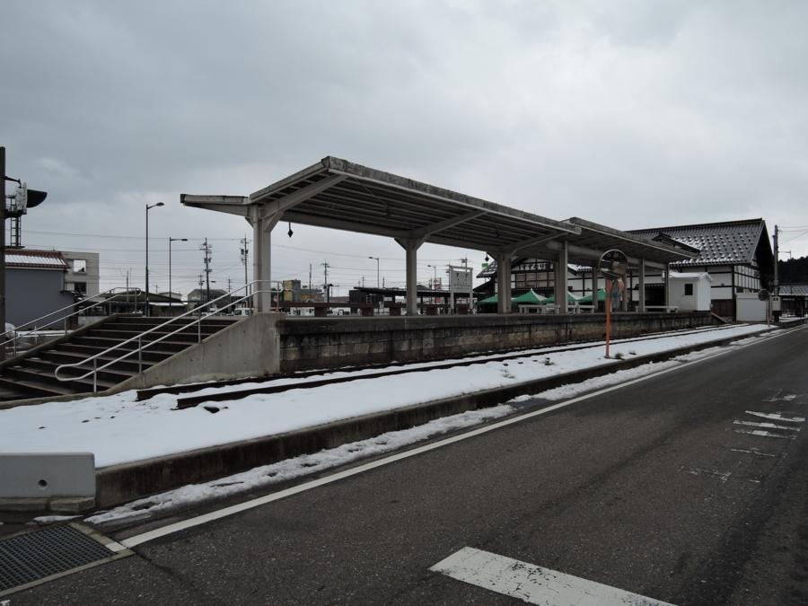のと鉄道 旧珠洲駅