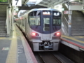 阪和線 普通列車 熊取行き 225系