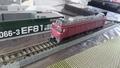 KATO 3066-3 EF81一般色 常点灯化