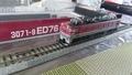 KATO 3071-9 ED76 551タイプ 常点灯化