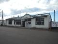 石狩月形駅舎