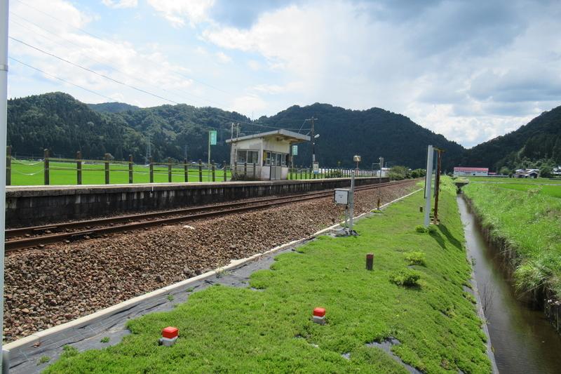 JR西日本 越美北線 牛ケ原駅