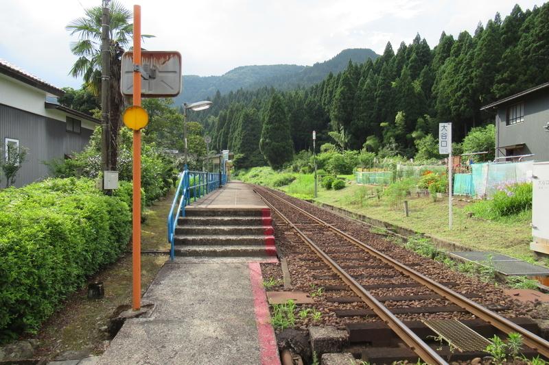 JR西日本 越美北線 越前高田駅