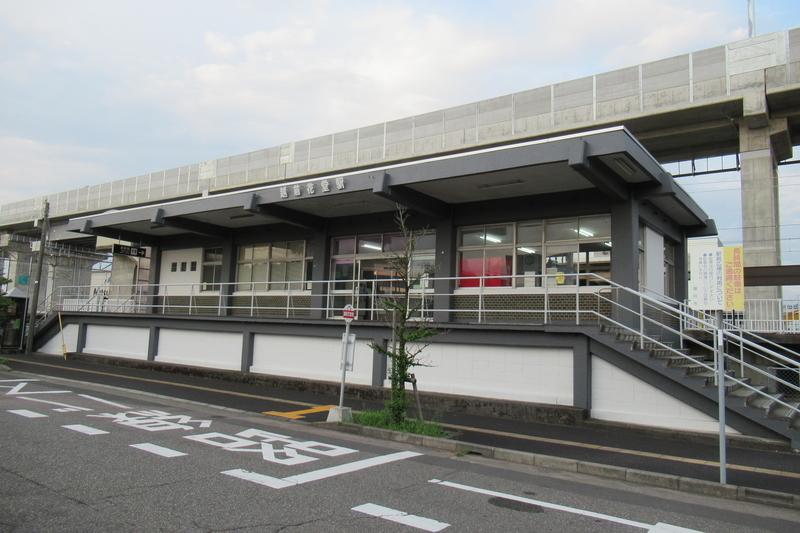 JR西日本 越前花堂駅
