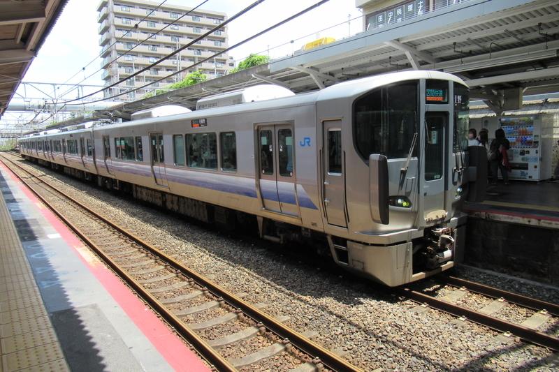225系5100番代 阪和線区間快速