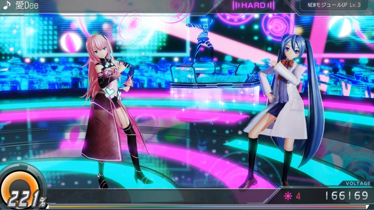 初音ミク-ProjectDIVA-X HD 愛Dee2