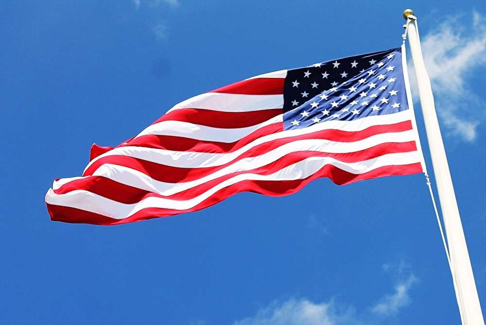 アメリカ合衆国,国旗