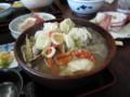 [food]かぶす汁@氷見魚市場「海寶」