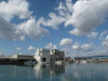 [sky]氷見漁港