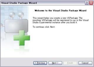 VS Package Wizard (1)