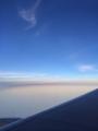 2014.07/21 北京からの飛行機