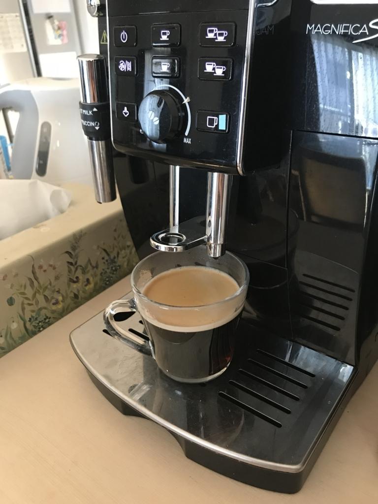 メーカー デロンギ マグニフィカ コーヒー