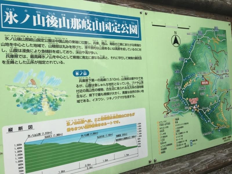氷ノ山の福定親水公園