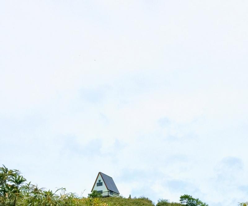 氷ノ山の山頂避難小屋