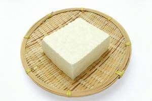 木綿豆腐の写真