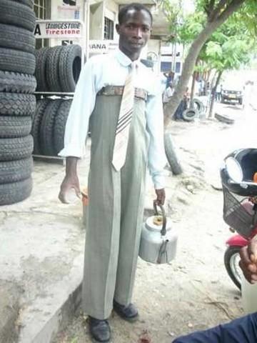 個別「足長スーツ」の写真、画像...
