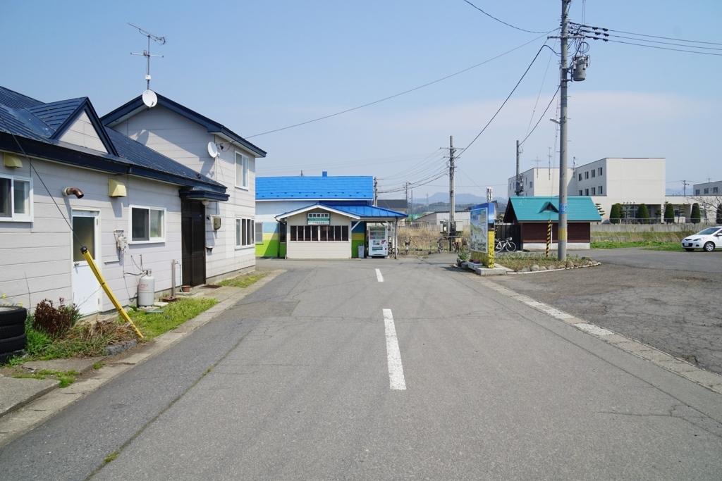 陸奥横浜駅3