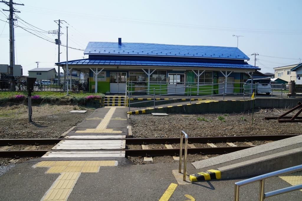 陸奥横浜駅4