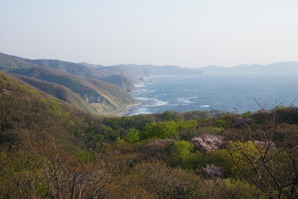竜泊ラインの風景1