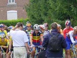 '01 Cyclo Cross Fourmie