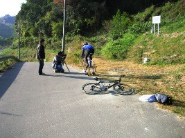 BIcycle Club 1月号撮影