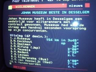 '99 Desselgem(belgium)