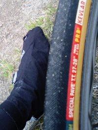 special tube for Paris-Roubaix