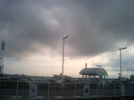 北海道入り