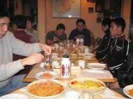 '08MMサイクリングチームミーティング